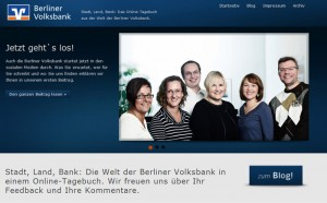 Berliner Volksbank Blog