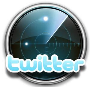 Twitter Radar