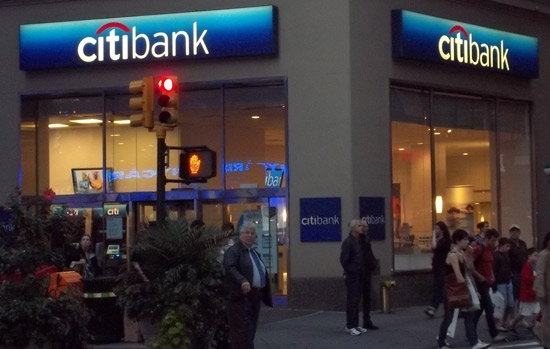 Citibank Filiale New York