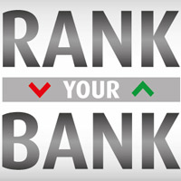 Rank your Bank Logo
