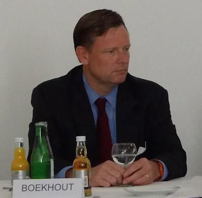 ING DiBa Vorstand Roland Boekhout