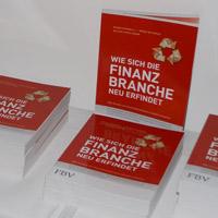 Wie sich die Finanzbranche neu erfindet