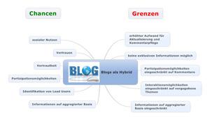 Blogs: Chancen und Grenzen