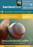 Karriereführer Banken und Versicherungen 2013