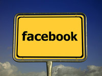 facebook-ortsschild
