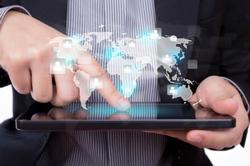Business-man-tablet