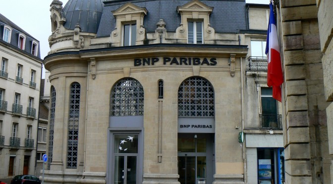 bnp paribas france